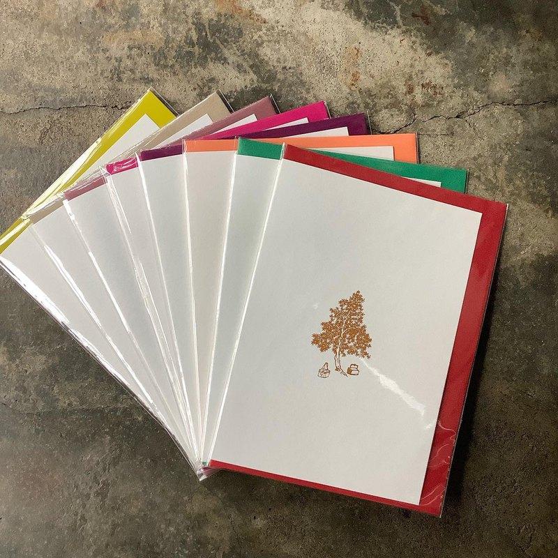 卡片/Merry Christmas耶誕快樂/給十個朋友