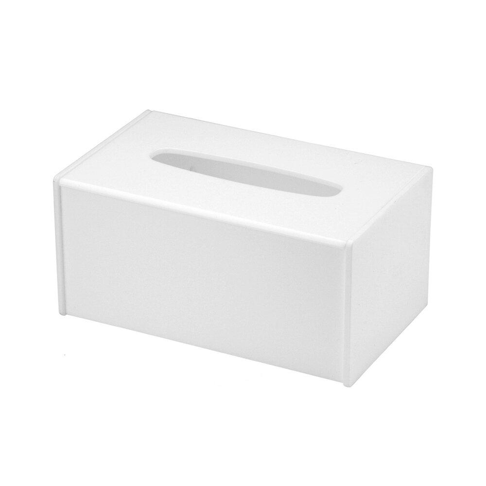 DAY&DAY 抽取式衛生紙盒-掛放兩用-白色 (1008T-8)