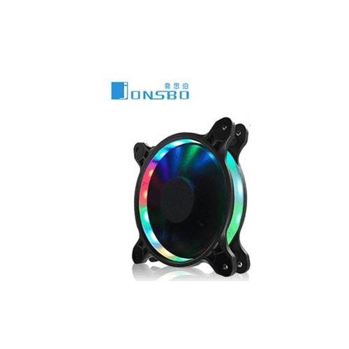 喬思伯 Jonsbo FR-601 日蝕 Plus RGB LED 機殼風扇 散熱組件 液壓軸承