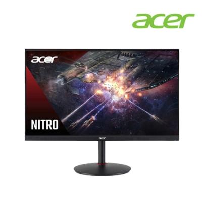 (福利品)Acer Nitro XV272U V 27型2K HDR廣視角電競螢幕