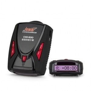 【征服者】CHO-500 雷達測速器