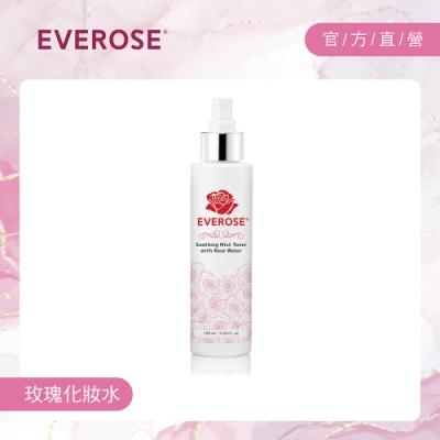 Everose 愛芙蓉 玫瑰噴露化妝水150ml(效期至2022/7)