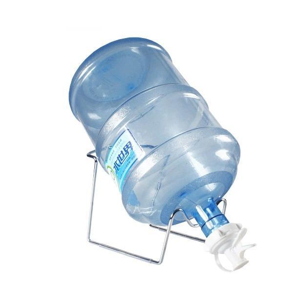 倒置大桶礦泉水桶支架帶水嘴純凈水桶裝水泵水抽吸水壓水器飲水機