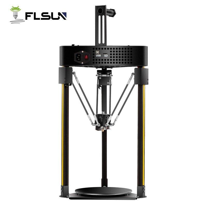 3D列印機 創想三維  3D打印機 3D列印 FLSUN 孚森 高精度3D打印機DIY桌面級三角洲