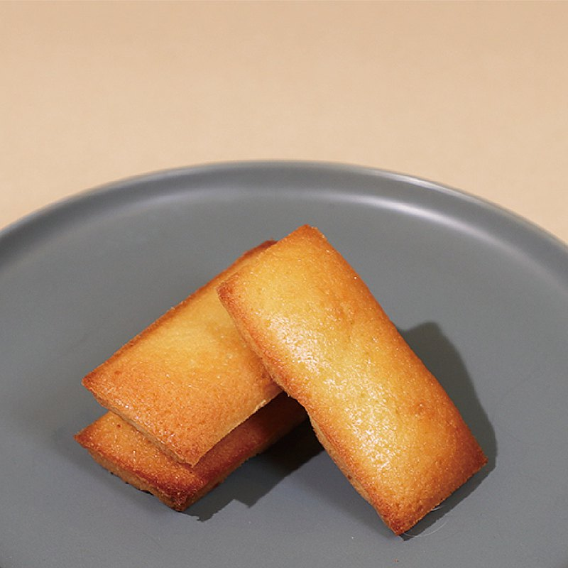 費南雪 | 焦 糖 奶 油