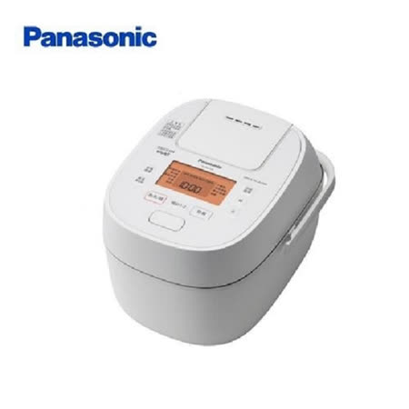 Panasonic 國際牌 日製6人份可變壓力IH微電腦電子鍋 SR-PBA100-