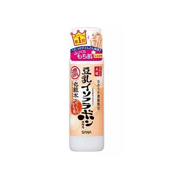 SANA莎娜 濃潤豆乳美肌化妝水(200ml)【小三美日】