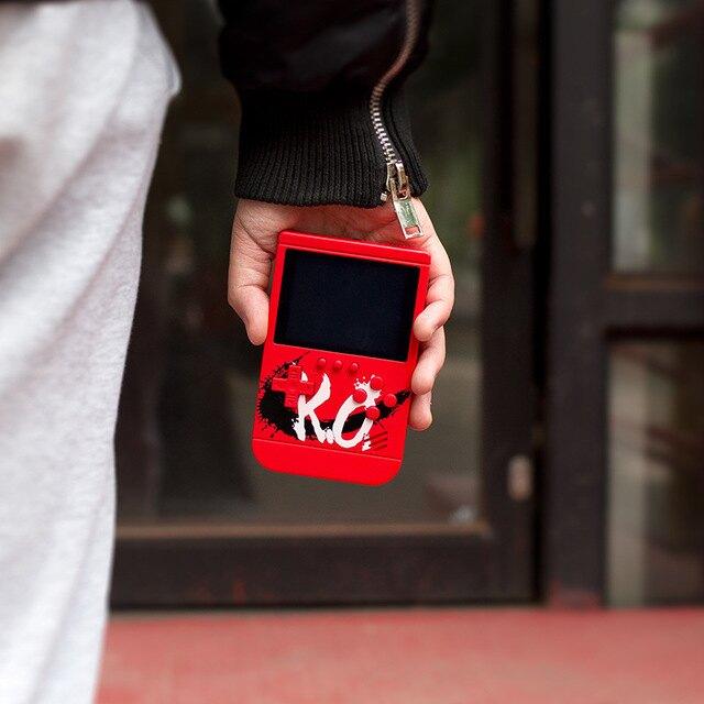 創意抖音網紅二合一復古懷舊情懷掌上ko帶游戲機充電寶10000毫安
