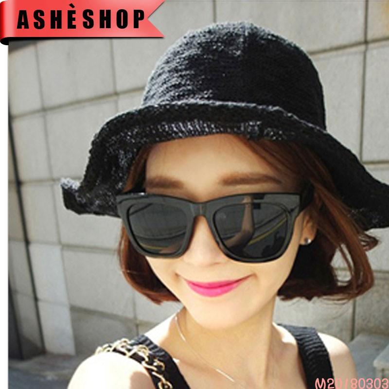 艾希家❤❤韓版夏款 混色麻棉 盆帽 遮陽帽 造型帽 女生配件 遮陽 可折疊 帽子 老帽 韓妞必備 超夯 氣質