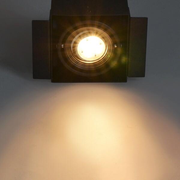 18park-黑盒子崁燈-16cm/3款 [單燈-6w,6000k]