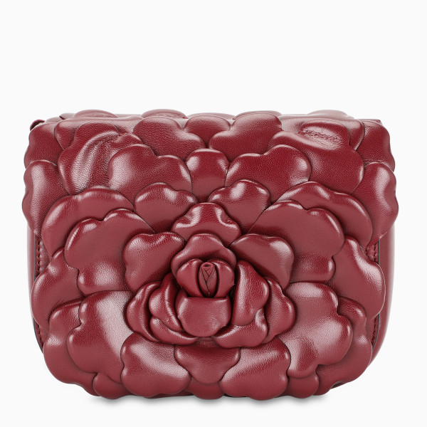 Valentino Garavani Cerise small Atelier 03 Rose Edition bag