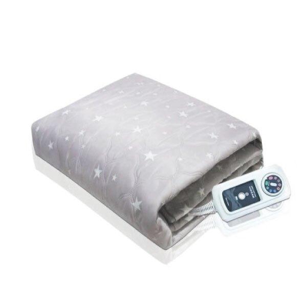 【公司貨】韓國甲珍雙人恆溫電毯 KR3800-J /NHB-300P  七段式恆溫 變頻省電 電熱毯 兩年保固 終身保修 韓國製【悠遊戶外】
