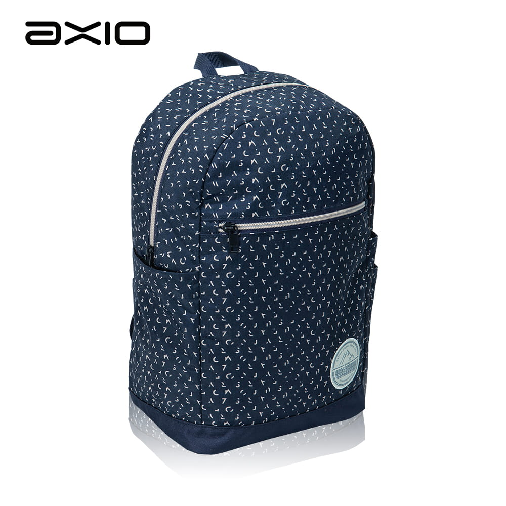 AXIO Gypsophila Backpack 14L 校園輕量後背包(AGB-834)-星空藍