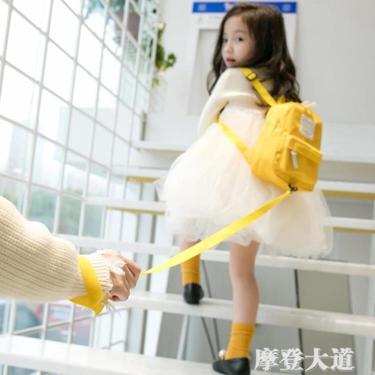 幼兒園書包小寶寶1-3-5周歲可愛韓版男女童防走失背包兒童雙肩【古斯拉】