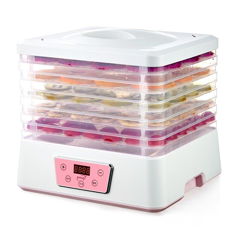 S2幹果機定時食物脫水風乾機食品烘乾機家用小型