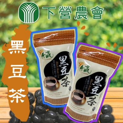 【下營農會】黑豆茶(600gx2包)