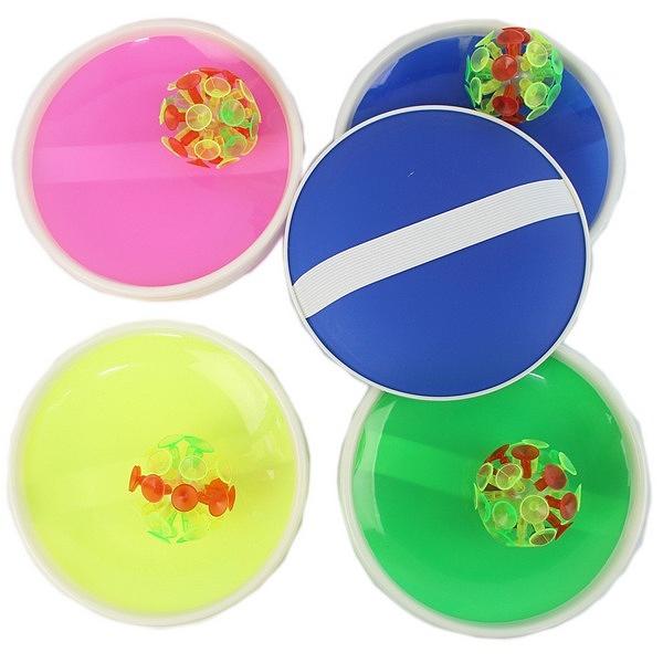 吸盤球組 拋接球組 投扔吸盤球組/一袋10組入(促50) 投擲吸盤球 接球遊戲組-YF503102