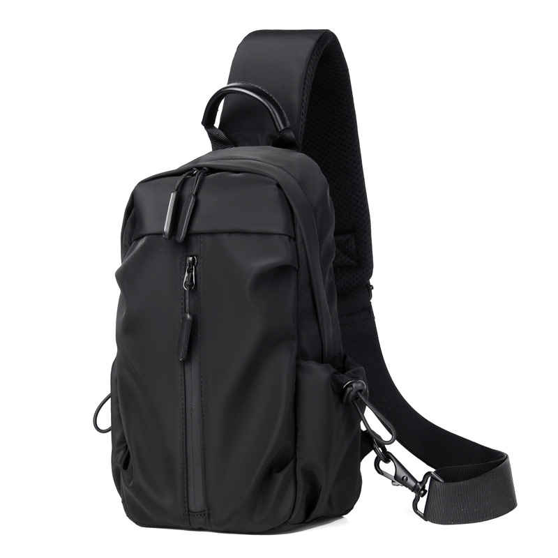 多功能 運動休閒 單肩 斜跨包 實用大容量 運動戶外