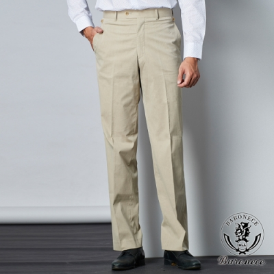 BARONEC 簡約魅力商務平面褲(509112-05)