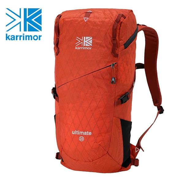 日系[ Karrimor ] ultimate 22 救援橘