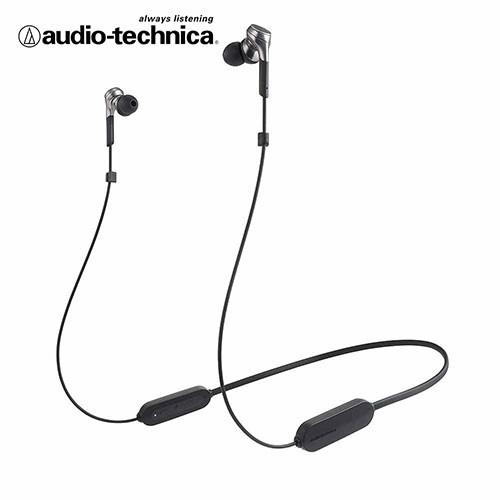 鐵三角 無線耳塞式耳機ATH-CKS660XBT-槍灰色【愛買】