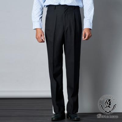 BARONEC 簡約品味商務打褶褲(513105-11)