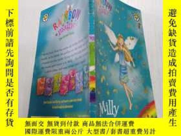 二手書博民逛書店Milly罕見the River Fairy: 綠植仙子.Y212829