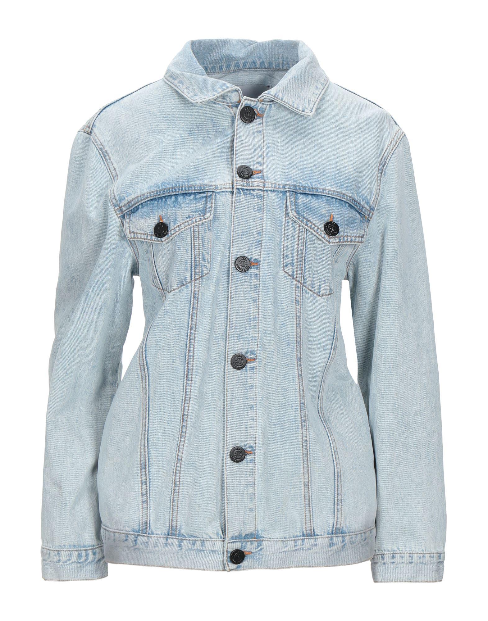 GAëLLE Paris Denim outerwear - Item 42823250