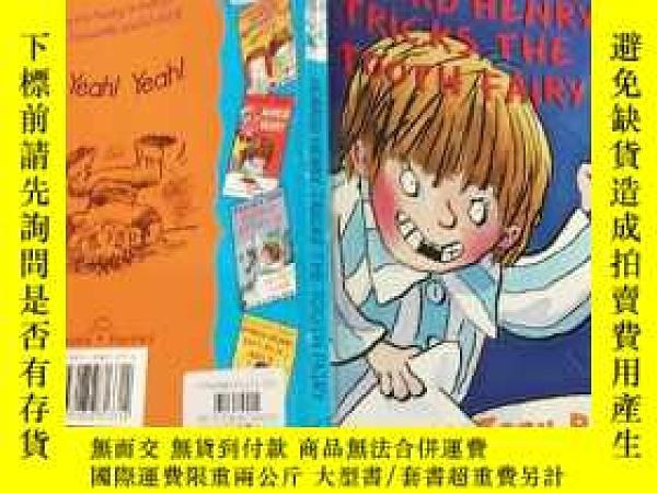 二手書博民逛書店Horrid罕見Henry Tricks the Tooth Fairy!Y200392