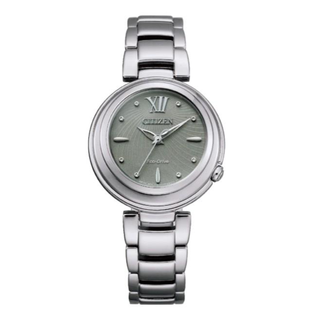 CITIZEN星辰 EM0338-53H 光動能腕錶