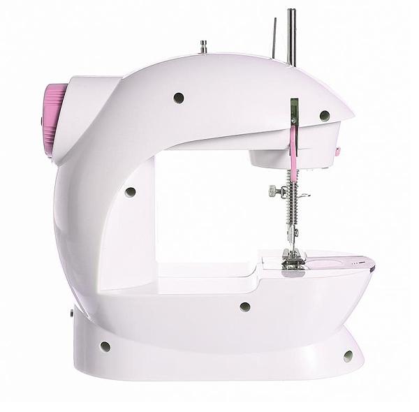 迷你縫紉機 吃厚車衣腳踏迷你電動全自動多功能手動吃厚微型裁縫機