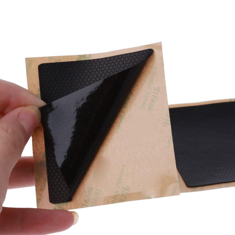 2件/包遊戲DIY 6x7cm滑冰鞋側貼防汗墊防滑膠帶