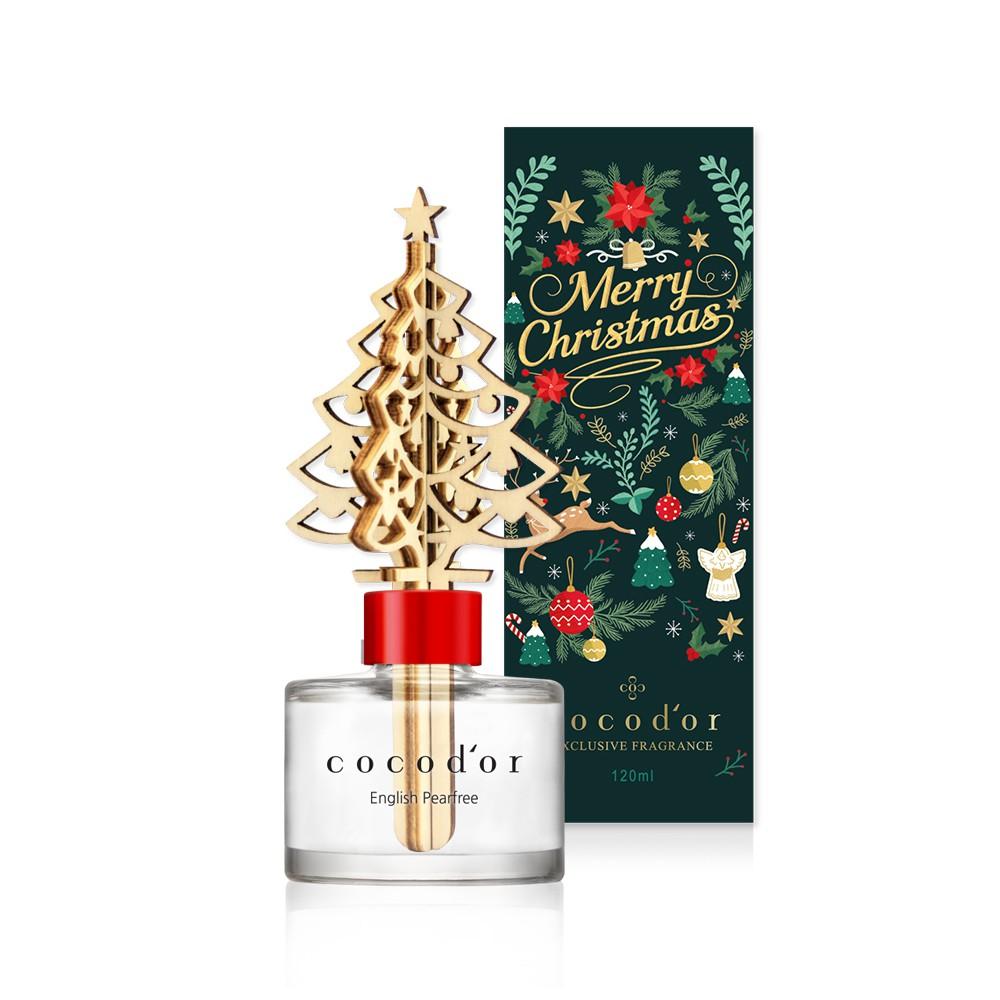 韓國cocodor聖誕限定金樹室內擴香瓶120ml