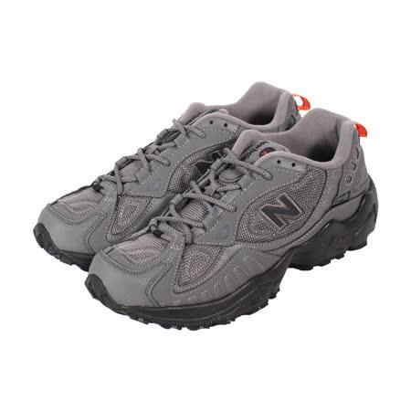 NEW BALANCE 男 TIER 2 越野復古鞋橡膠底慢跑鞋 灰黑 - ML703NCC
