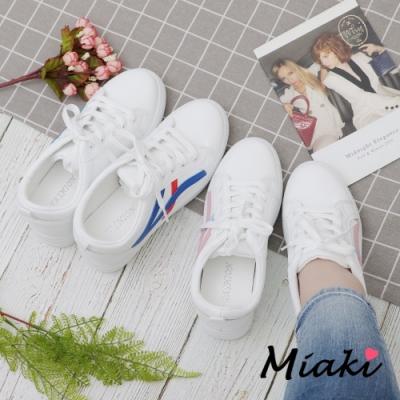 Miaki-休閒鞋.內增高加厚底運動鞋
