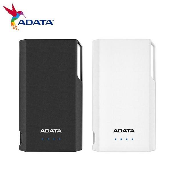 威剛ADATA S10000 10000mAh 薄型行動電源(時尚黑)