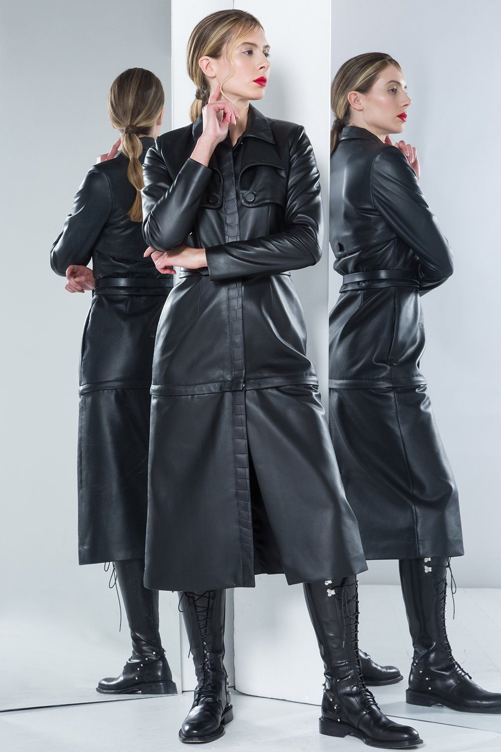 Transformer Trench Coat PRITCH London.com, MADE TO MEASURE