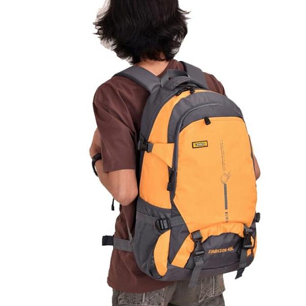 登山包 新款戶外超輕大容量背包旅行防水登山包女運動書包雙肩包男25LTW【快速出貨八折下殺】