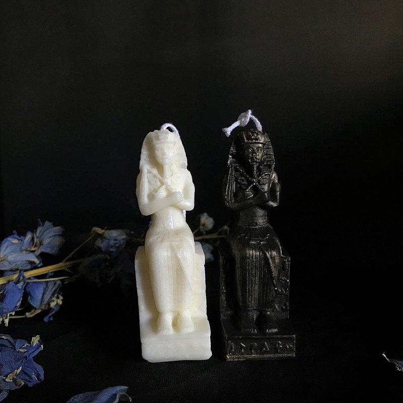埃及法老王 拉美西斯二世 香氛造型蠟燭【Horus Candle】