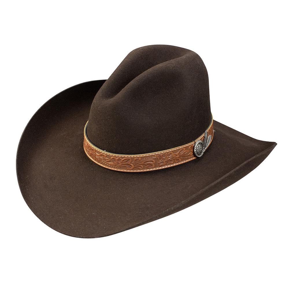 Stetson Fairmont - (5X) Buffalo Felt Cowboy Hat