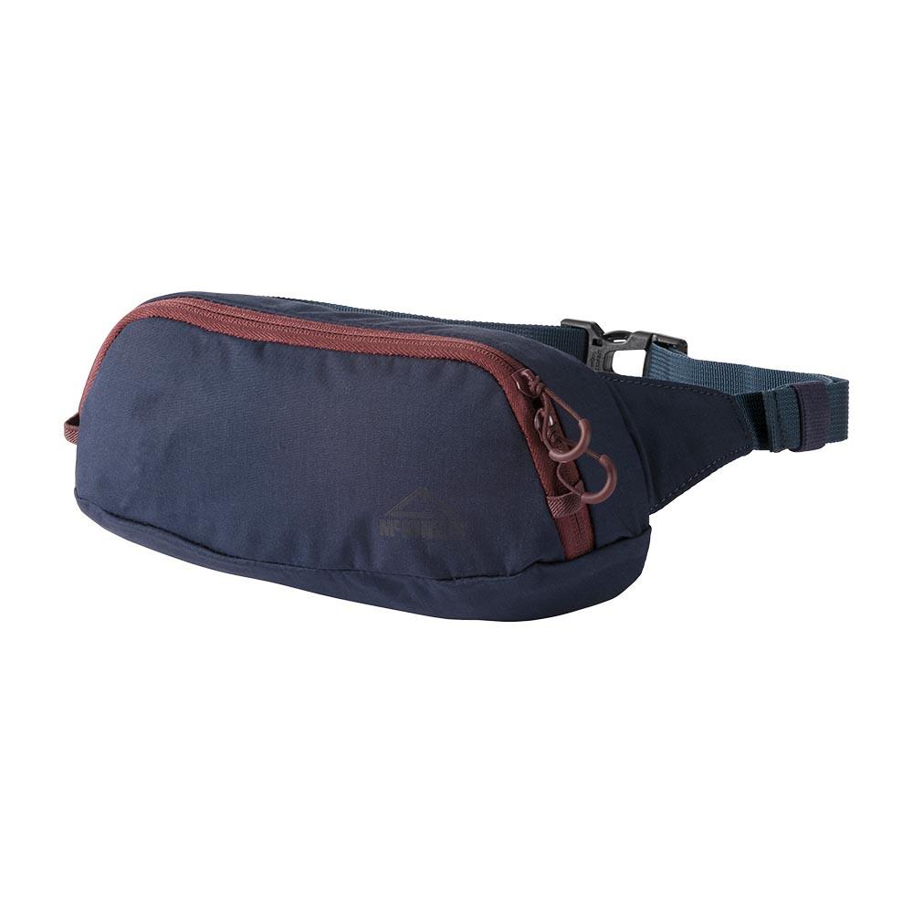 MCKINLEY WAIST BAG MINI 腰包-289287-900519-深藍 INTERSPORT