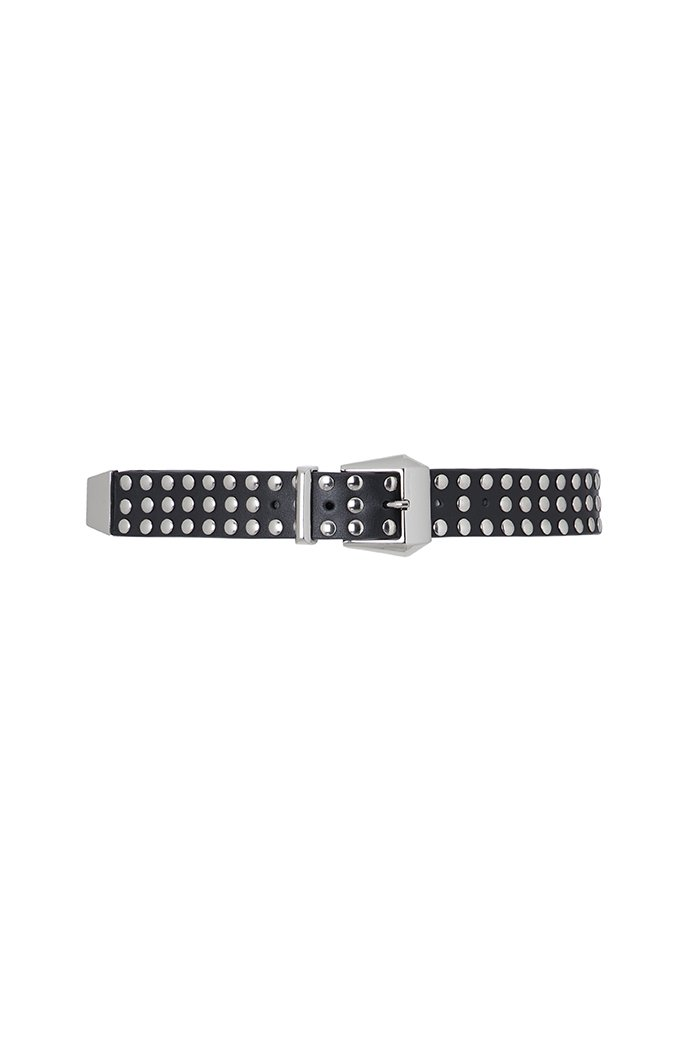 'Element' Studded belt PRITCH London.com, L