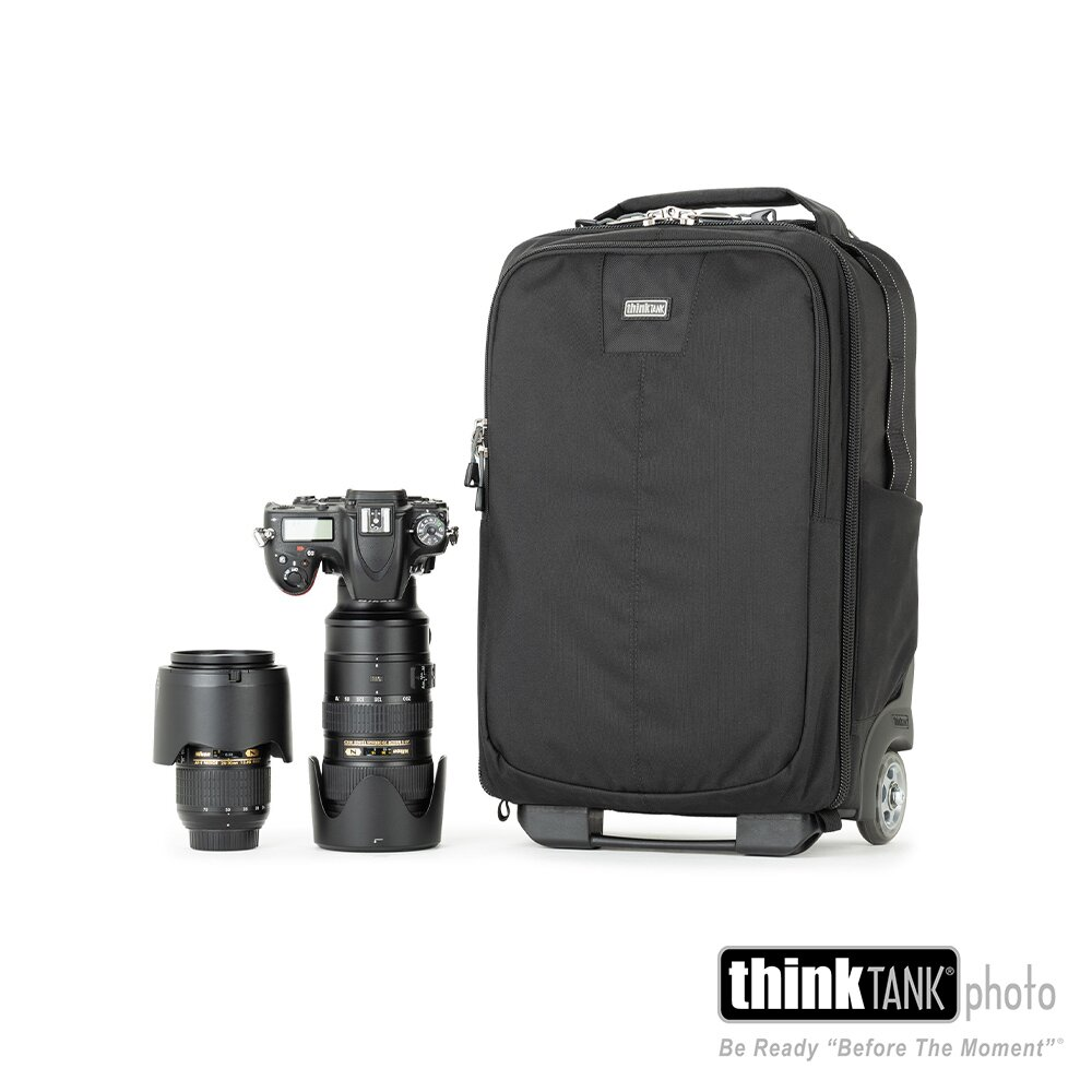 ThinkTank Airport Essentials Rolling Backpack  輕型旅遊行李箱-TTP730511