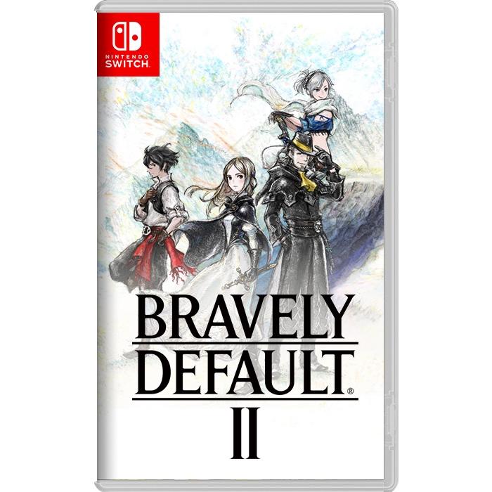 【預購】【NS】勇氣默示錄II Bravely Default II《中文版》---2021年2月26日上市
