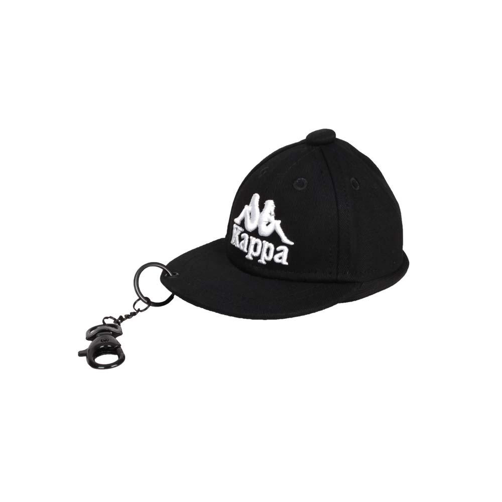 KAPPA 造型零錢包-純棉 鑰匙扣 迷你包 其它 黑白 F