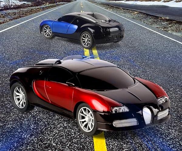 遙控車 遙控車玩具汽車充電無線高速漂移四通電動跑車賽車男孩玩具車【快速出貨八折搶購】