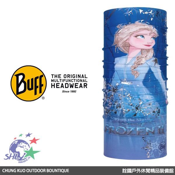 BUFF 西班牙魔術頭巾 / 經典頭巾 Plus 銀雪艾莎 / BF121660【詮國】