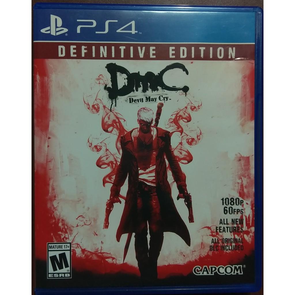 PS4 惡魔獵人 決定版 美版 英文版
