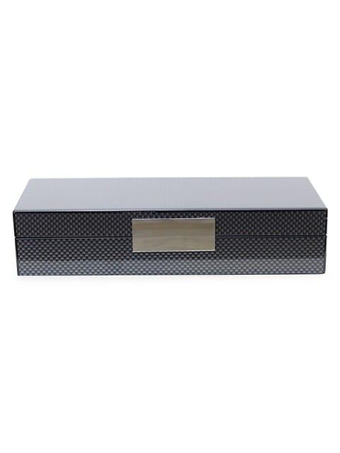 Lacquered Carbon Fibre Box