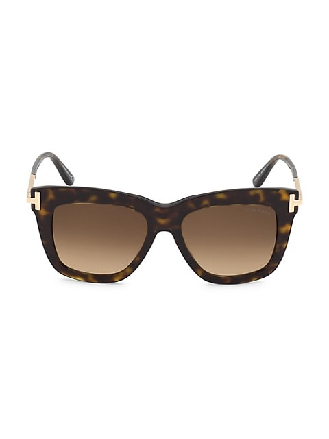 Dasha 52MM Square Sunglasses